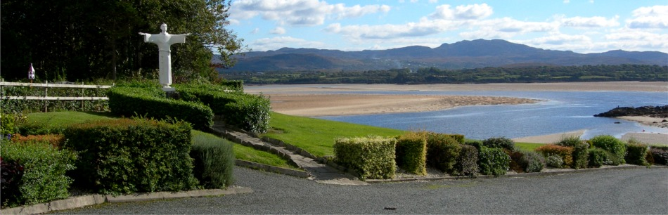 Ards Friary Retreat & Conference Centre is situated within 200 acres of grounds with forest walks and many beaches, Creeslough, County Donegal, Ireland